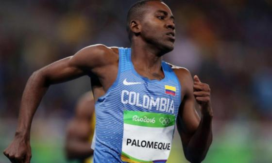 Diego Palomeque es uno de los mejores atletas colombianos del momento.