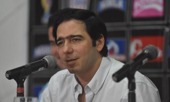 Antonio Char Chaljub, presidente de Junior.