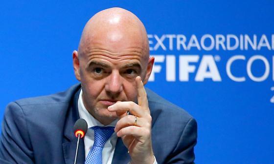 """La Fifa se defiende: """"No ha ocurrido nada delictivo ni por asomo"""""""