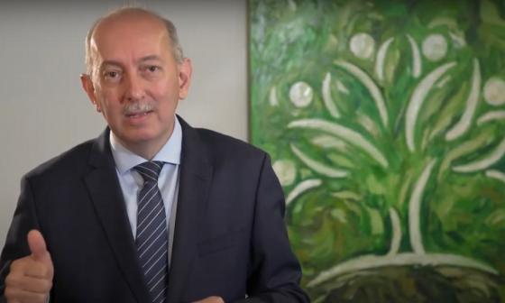 Carlos Ignacio Gallego, presidente de Grupo Nutresa.