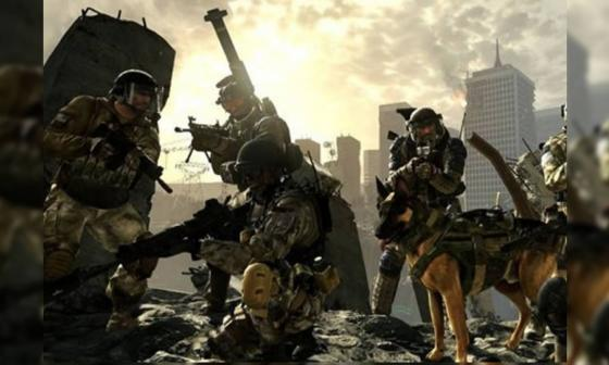 Imagen de Call Of Duty: Advanced Warfare.