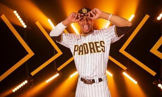 Luis Patiño tiene lanzamientos que muerden las 100 millas por hora.