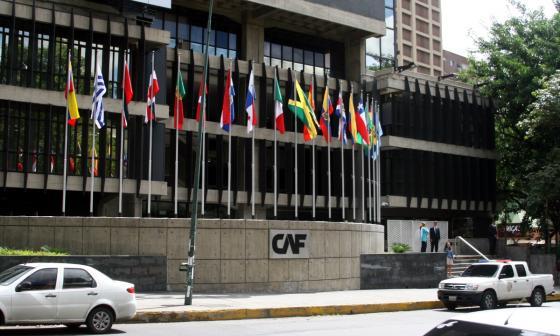 CAF aprobó préstamo de USD350 millones para Colombia