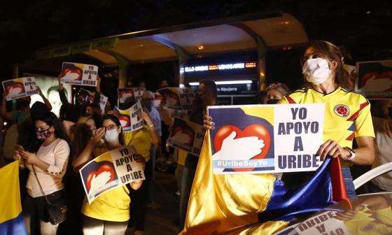 Medida de aseguramiento contra Uribe es innecesaria: CGN