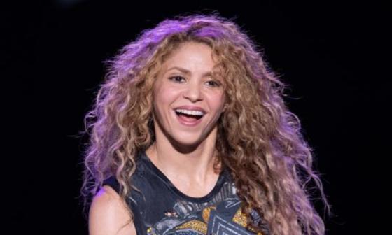 Shakira juega golf y lo comparte con sus seguidores