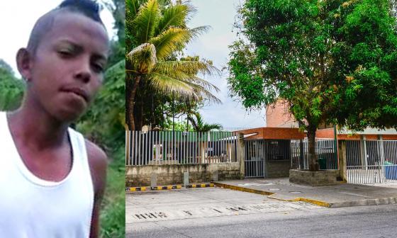 El cuerpo de la víctima fue trasladado a Medicina Legal en Barranquilla.