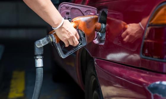Precio de la gasolina bajará $112 en gran parte de la Costa Caribe
