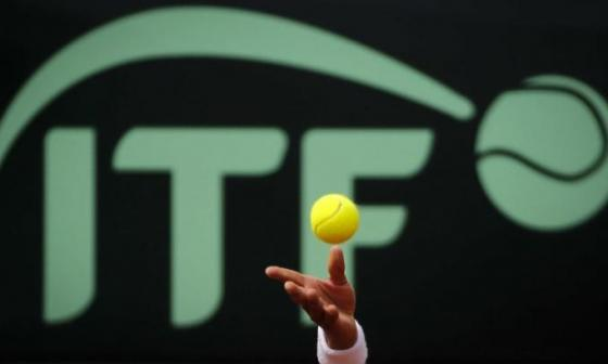 Los torneos ITF estrenan nuevos protocolos para la COVID-19
