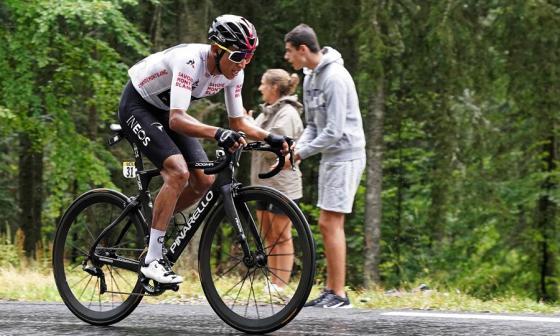 Ineos confirmó a Egan Bernal para el Tour de Francia; Chris Froome no estará
