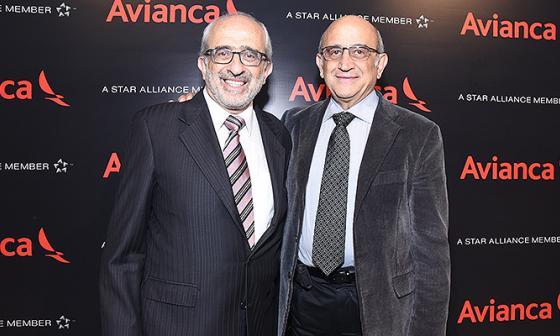 José y Germán Efromovich