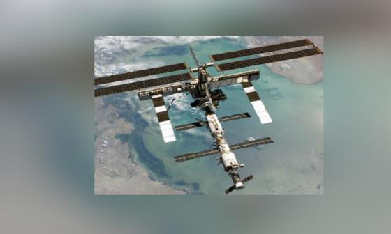 Detectan fuga de aire en la Estación Espacial Internacional