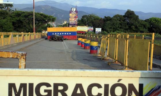 Venezuela restringe ingreso de sus ciudadanos por frontera con Cúcuta