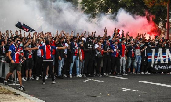 Detenidas 148 personas en París por disturbios tras la final de 'Champions'
