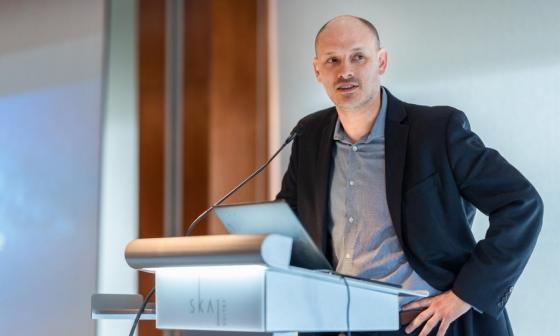 Daniel Losada, vicepresidente de ventas internacionales de Hughes.