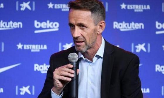 Ramon Plane, secretario técnico del Barcelona.