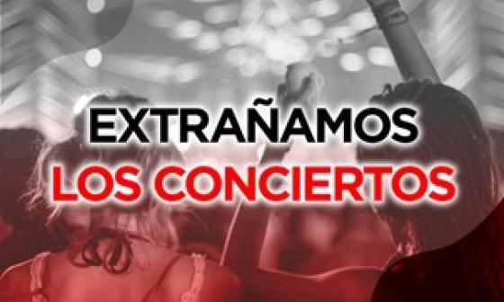 #EHContigo | El recuerdo de los conciertos