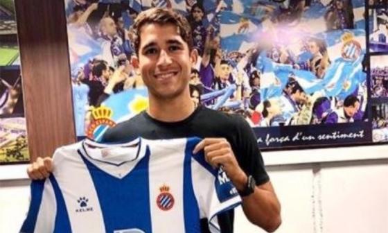 El delantero caribeño continuará su carrera en Europa con el cuadro catalán.