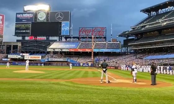 En video | Marlins y Mets protestaron contra racismo y no jugaron