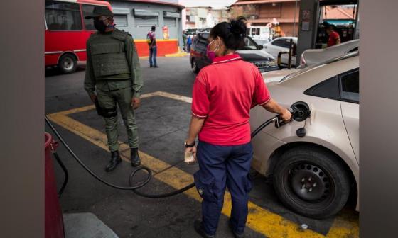 EEUU incauta webs de empresas por envío de combustible iraní a Venezuela