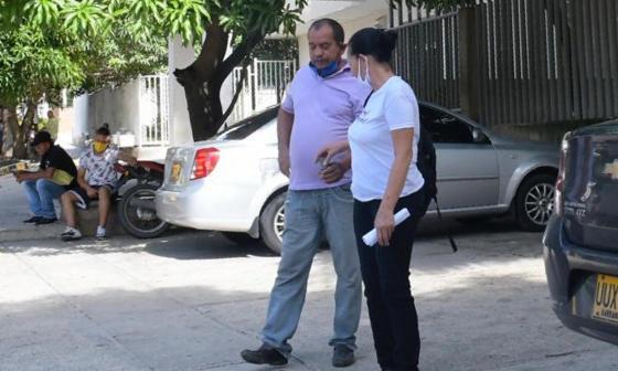 """""""A ella nadie intentó robarla"""": madre de mujer asesinada en Soledad"""