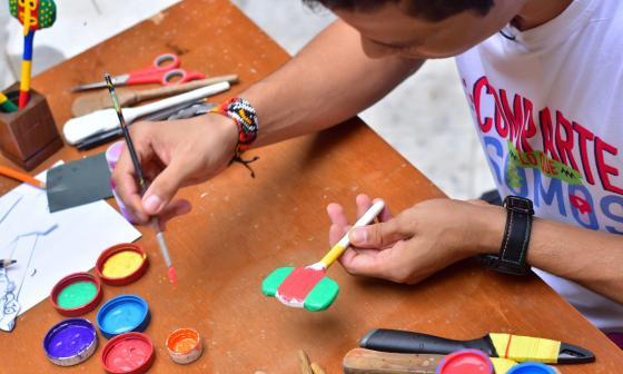 Artesanos encuentran en la virtualidad una forma de preservar  tradicionales