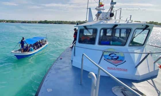 Autorizan salida de embarcaciones pequeñas en el Golfo de Morrosquillo
