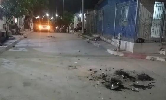 Comunidad aprehende a supuesto sicario tras homicidio en Santa María