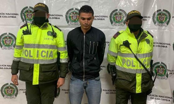 Deimer Díaz fue cobijado con medida de aseguramiento preventiva en centro carcelario por el feminicidio.