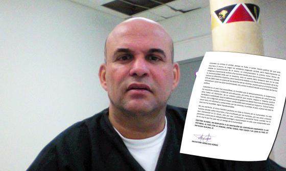 """Me extraditaron porque conté que cercanos a Uribe lo eran también a las AUC"""