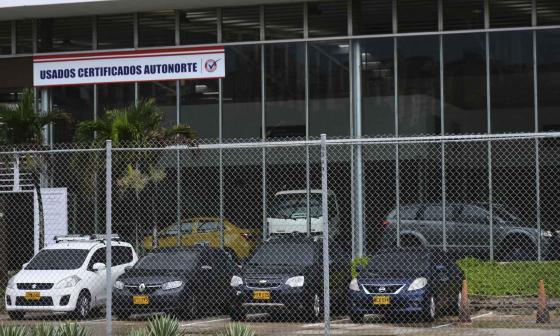 En agosto se vendieron 400 vehículos en Barranquilla