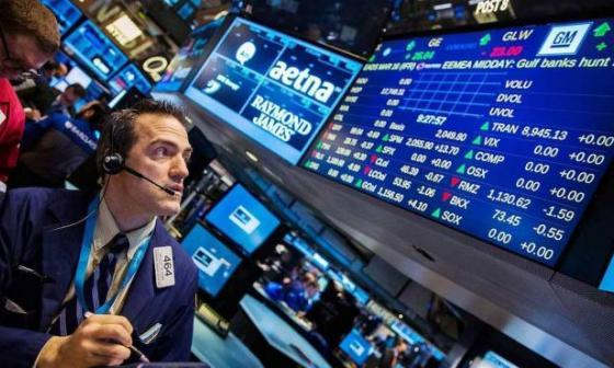Wall Street abre en rojo y el Nasdaq cae 3,22 %