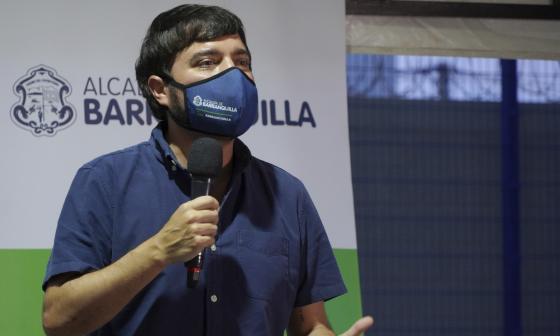 """""""No es el momento de hacer fiestas, esta pandemia no se ha acabado"""": Pumarejo"""