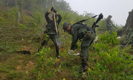 La ruta de la disputa territorial en el Caribe