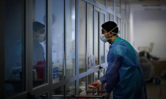 El personal sanitario también se ha visto afectado por la alta carga emocional.