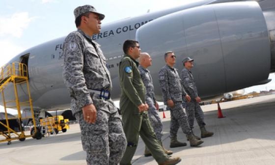Colombia y EEUU realizarán un ejercicio de entrenamiento militar en Coveñas
