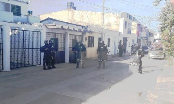 Los acusan de haber participado en varios fleteos en Riohacha