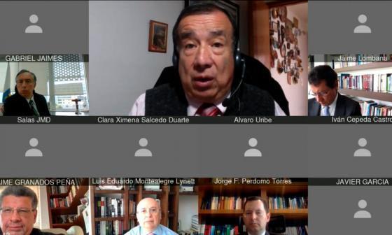 Fiscalía, Procuraduría y defensa se oponen a víctimas en caso Uribe