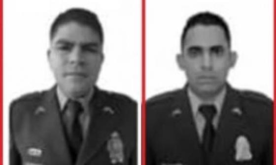Hombres armados asesinan a 2 policías en sur de Bolívar