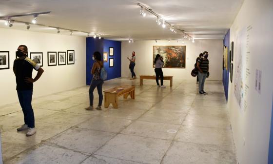 Con las 'Cinco leyendas' del arte colombiano reabrió el Mamb sus puertas