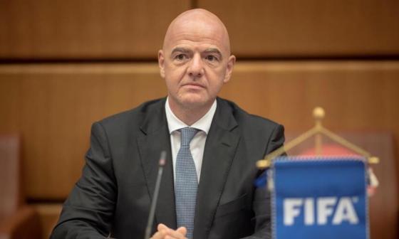 Gianni Infantino habló sobre la transparencia en el sistema económico que se maneja en la Fifa.