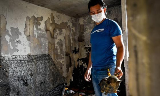 Dos incendios prenden alarmas entre residentes de Vipa Verde