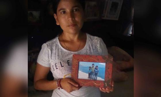 """""""Nos abandonaron"""", dice la madre de niño desaparecido"""