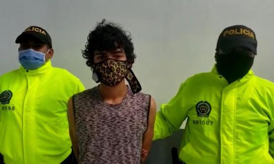 Envían a la cárcel a alias Pichurria por hurto en El Recreo
