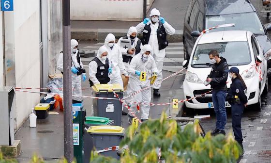 """El atentado de París era un ataque contra """"Charlie Hebdo"""" en pleno juicio"""