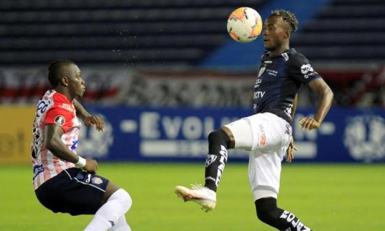 Independiente del Valle seguirá su participación en el Grupo A de Copa Libertadores.