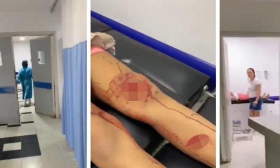 Denuncian en Santa Marta que médicos no atendieron a menor herida