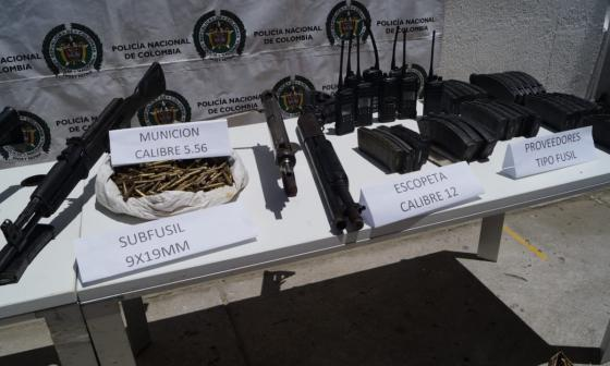 Policía lidera campaña para el desarme en La Guajira