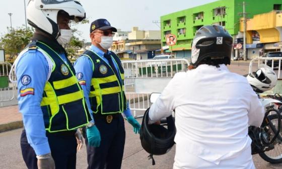 Cartagena revalúa pico y placa para motos: en octubre rige el tercer viernes