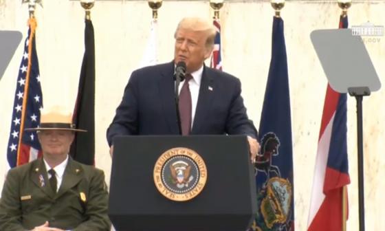 Trump anuncia su intención de participar en debate electoral el 15 de octubre