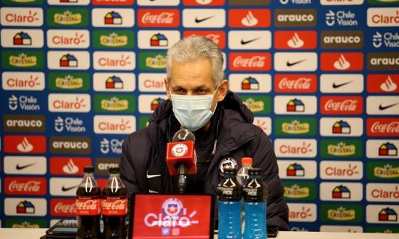 Reinaldo Rueda confesó que el exceso de confianza le pasó factura a sus dirigidos.